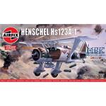 Vintage Classics: Henschel Hs123A-1