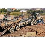 Vintage Classics: Scammel Tank Transporter