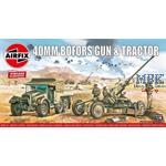 Vintage Classics: Bofors Gun and Tractor