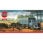 Vintage Classic: Opel Blitz & Pak 40