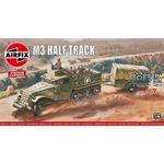 Vintage Classics: M3A1 half Track + trailer