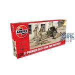 17pdr Anti-Tank Gun and crew