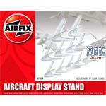 Flugzeug-Ständer / Plastic aircraft stands Stands