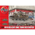M18 Hellcat GMC tank destroyer
