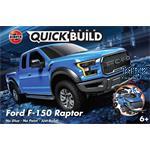 QUICKBUILD Ford F150 Raptor