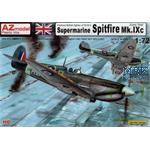Supermarine Spitfire Mk.IXc Early tailed version
