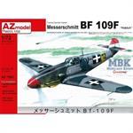 """Messerschmitt Bf-109F """"Fridrich"""""""