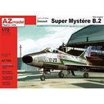 Dassault Super Mystere B2 ATAR engine