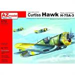 "Curtiss Hawk H-75A-3 ""Sussu over Finland"""