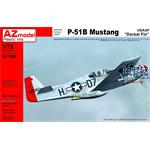 """North-American P-51B Mustang """"Dorsal Fin USAAF"""""""