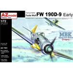 Focke-Wulf Fw-190D-9 Early