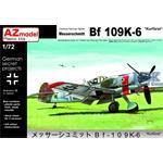 """Messerschmitt Bf-109K-6 """"Kurfürst"""""""