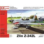 "Zlin Z-242L ""Military Guru"""