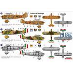 "Fiat CR-32 Chirri ""Italian service"""