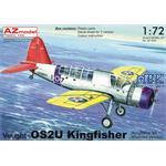 "Vought OS2U Kingfisher ""FAA & USN"" (on wheels)"