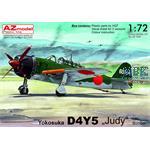 Yokosuka D4Y5 Judy 'IJN Bomber'