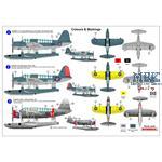 """Vought Kingfisher """"US Navy"""" floatplane"""