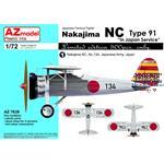 "Nakajima NC Type 91 ""In Japanese Service"""