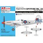 Supermarine Spitfire Mk.22 'Post war Spitfire'