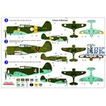 "Curtiss H-75A-4/5/7 Hawk ""Dutch & Finnish"""