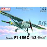 Fieseler Fi-156C-1/3 'Storch' 'Danubian Users'