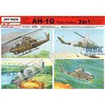Bell AH-1G Huey Cobra (sprues only)