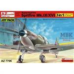 Supermarine Spitfire Mk.IX/Mk.XVI