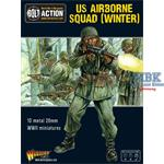 Bolt Action: US Paratrooper Squad (Winter)