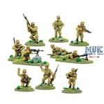 Bolt Action Korean War: NK KPA LMG squad