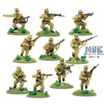 Bolt Action Korean War: NK KPA Rifle squad