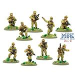 Bolt Action Korean War: NK KPA SMG squad