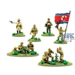Bolt Action Korean War: NK KPA support group