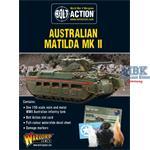 Bolt Action: Australian Matilda II infantry tank