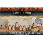 Flames Of War: Large Desert Building