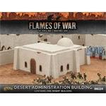 Flames Of War: Desert Administration Building