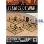 Flames Of War: Bofors Light AA Troop