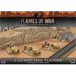 Flames Of War: 6 pdr Anti-tank Platoon
