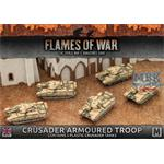 Flames Of War: Crusader Armoured Troop