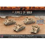 Flames Of War: Priest Field Troop