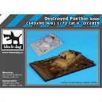 Destroyed Panther base