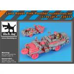 Land Rover Pink Panther accessorie Set