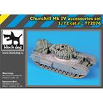 Churchil Mk. IV accessories Set