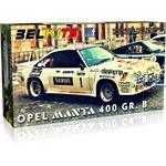 Opel Manta 400 GR. B  24 Uren van Ieper