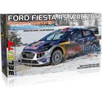 Ford Fiesta RS WRC 2017  Rallye Monte-Carlo 2017