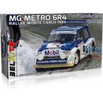 MG Metro 6R4 - Rallye Monte Carlo 1986