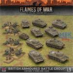 Flames Of War: British Armoured Battle Group