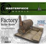 Stalingrad boiler room factory ruins #2
