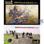 WWI French Infantry (1914)