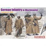 German Infantry in Wachmantel, Leningrad 1943