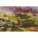 Pz.Kpfw.III Ausf.M mit Schürzen